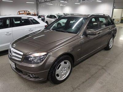 begagnad Mercedes C200 CDi Avantgarde Aut