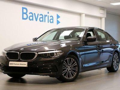 begagnad BMW 520 i Sedan Aut Sport Line Nypris 506.200