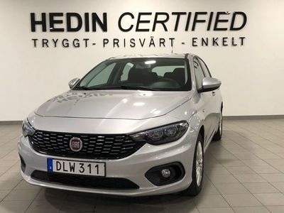 begagnad Fiat Tipo 1.4 FIRE T-JET Manual, 120hp, 2017