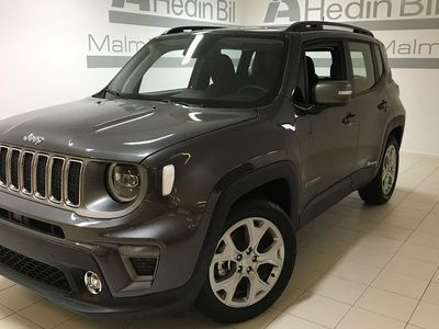 begagnad Jeep Renegade 1.0 GSE T3 120 HK LIMITED