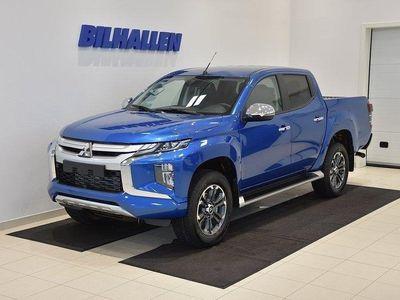 begagnad Mitsubishi L200 2.2D Aut 4WD Premium *Kampanj