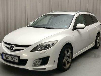 begagnad Mazda 6 2.5 Kombi