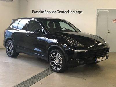 begagnad Porsche Cayenne S Diesel