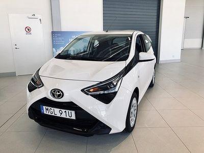 begagnad Toyota Aygo 1.0 5dr (72hk) -19