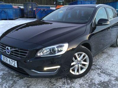 brugt Volvo V60 D4 AWD (181hk)