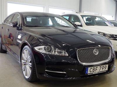 begagnad Jaguar XJ 3.0 DS 275HK / Premium Luxury -12