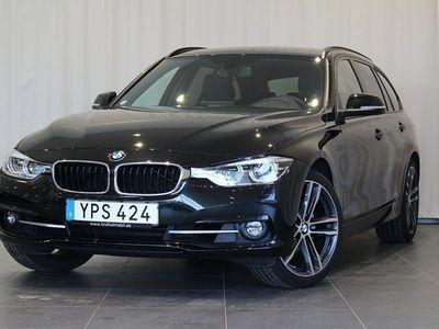 "begagnad BMW 320 i xDrive Touring Sport Line 19"" Navi Drag 184hk"