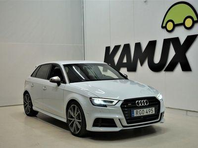 begagnad Audi S3 2.0 TFSI | quattro | B&O | Cockpit | 310hk