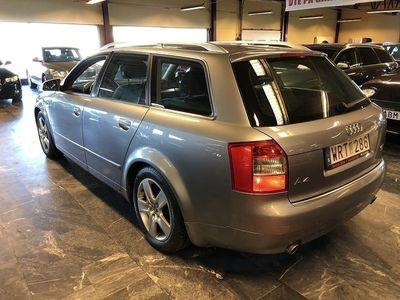 brugt Audi A4 Avant 1.8 T quattro Manuell, 163hk,