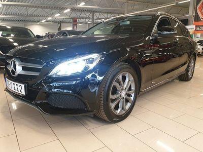 begagnad Mercedes C220 T d AVANTGARDE 170hk