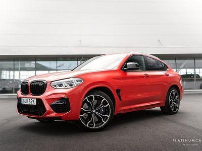 begagnad BMW X4 M Competition 510hk / Sv.Såld LEASEBAR