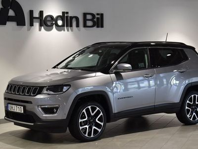 begagnad Jeep Compass SERIE 2 LIMITED 1.4 170HK AT9 AWD MY19