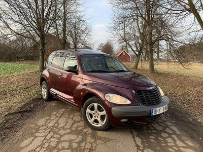 used Chrysler PT Cruiser 2.0 Automat Ny besikt. till 2020-04. 141hk