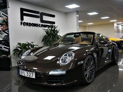 begagnad Porsche 911 Carrera Cabriolet PDK