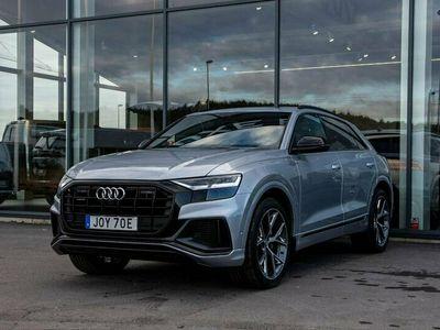 begagnad Audi Q8 50 TDI Quattro S-Line Luftfjädring Bang&Olufsen 22tu