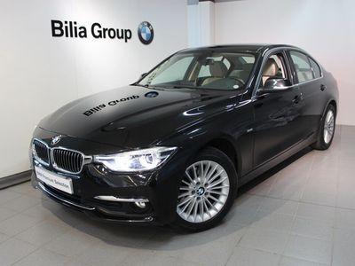 begagnad BMW 320 d xDrive 1.95% RÄNTA Sedan Luxury Lin