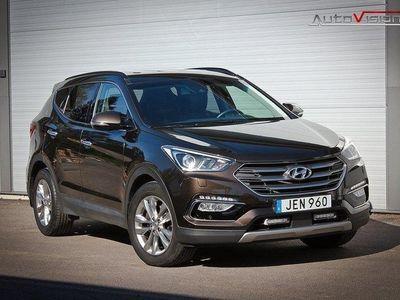 begagnad Hyundai Santa Fe 2.2 CRDi 4WD Shiftronic 200h