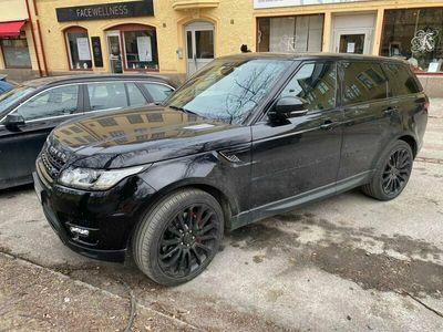 begagnad Land Rover Range Rover S