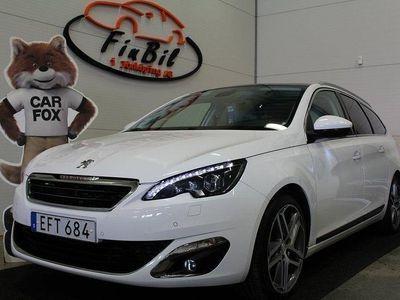 begagnad Peugeot 308 SW 1.2 e-THP Allure,OBS 5000 Mil, -15