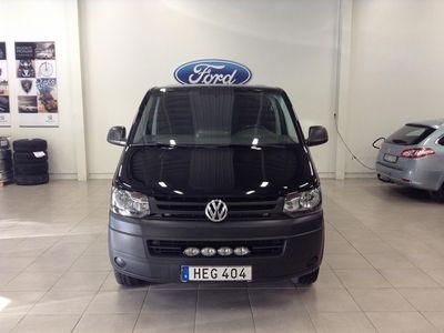 begagnad VW Transporter 2.0 TDI 4Motion Manuell Plus 140hk