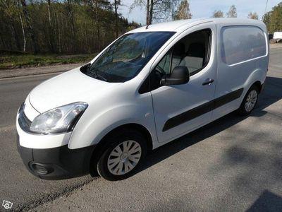 begagnad Citroën Berlingo Van 1.6 HDi 92hk / Moms