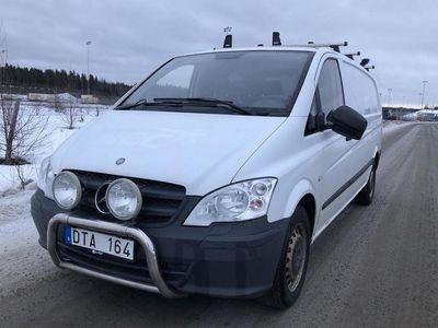 begagnad Mercedes Vito 113 CDI W639