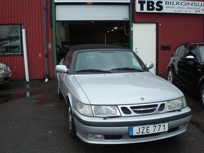 begagnad Saab 9-3 Cabriolet 2.0 T Automat 154hk