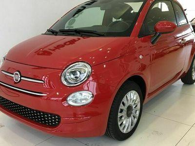 begagnad Fiat 500C LOUNGE *KAMPANJ* PRIVATLEASING 2499 / MÅN
