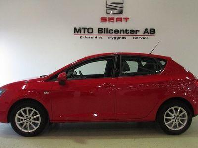 begagnad Seat Ibiza 1.2 TSI 5dr 2016, Kombi 119 000 kr