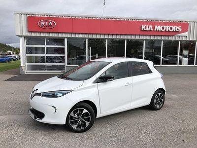begagnad Renault Zoe 41 kWh intense / 448 mil / Batte -19