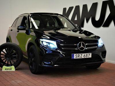 begagnad Mercedes E250 GLC d 9g-Tronic |AMG Night |