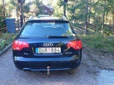 gebraucht Audi A4 2,0 TDI S-line -08