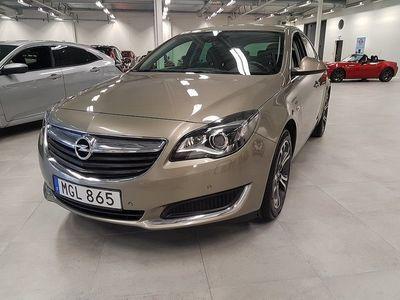 used Opel Insignia 2.0 CDTI 4x4 Euro 6 170hk Euro 6