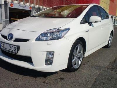 begagnad Toyota Prius Executive -11