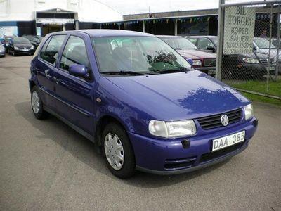 begagnad VW Polo 1.4 5dr (60hk)