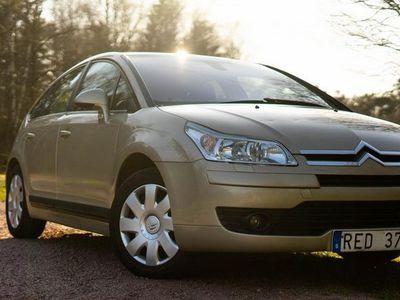begagnad Citroën C4 1.6 HDiF