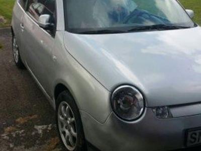 begagnad VW Lupo 3l reservdelsbil -01