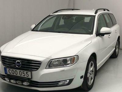 begagnad Volvo V70 II D4 (181hk)