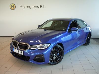 begagnad BMW 330 i M Sport, Innovation, Winter, Comfort, G20