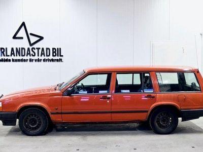 begagnad Volvo 945 2,3 135hk /Läder/Dragk