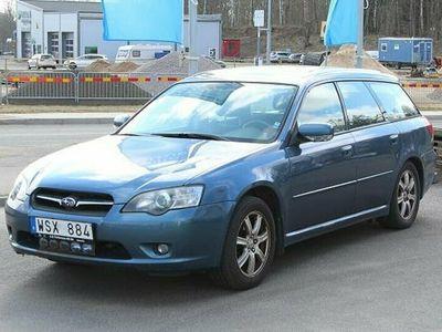 begagnad Subaru Legacy Wagon 2.5i Station 165hk