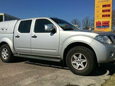 begagnad Nissan Navara Dubbelhytt 2.5 dCi 4x4 Automatisk 2012, Pickup Pris 99 900 kr