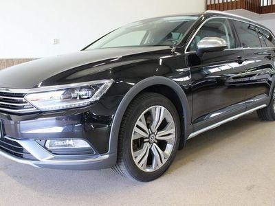 begagnad VW Passat Alltrack 2.0 TDI EU6 240 HK SCR BlueMotion 4Motion DSG