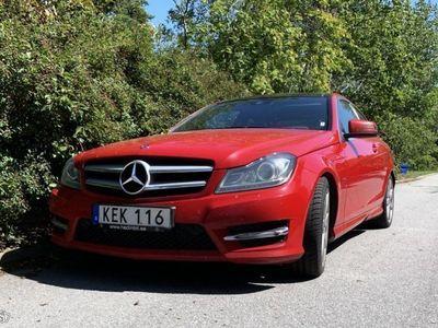 begagnad Mercedes C220 CDI T BE -12