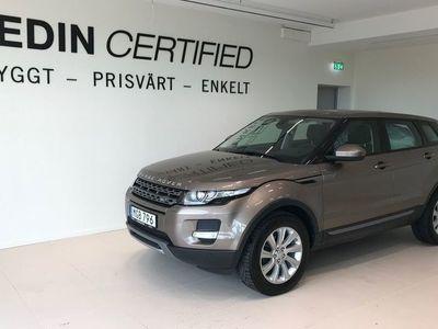 brugt Land Rover Range Rover evoque 2.2 SD4 4WD Aut -15