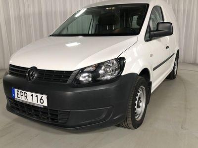 używany VW Caddy 1.6 TDI Skåp (102hk)