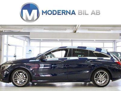 begagnad Mercedes 220 CLA BenzAMG 4M SE UTR 2018, Sportkupé 299 700 kr