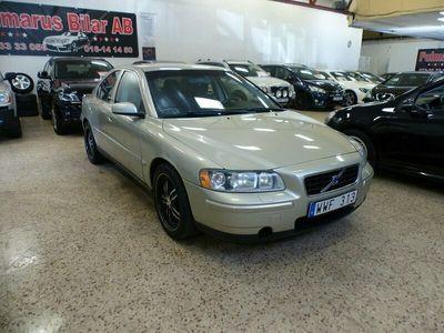 begagnad Volvo S60 2.4 Business Ny Servad 140hk