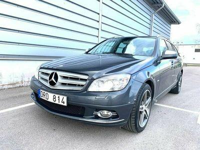 begagnad Mercedes C230 204 K