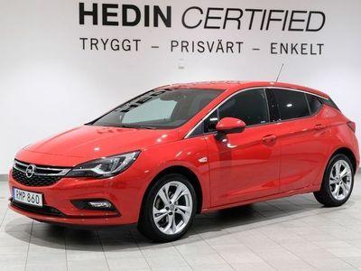 begagnad Opel Astra 1.4 EDIT Manuell, 125hk, 2017